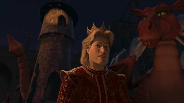 Movie Villain Deaths — Prince Charming - Shrek the Third ...