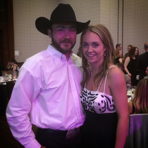 Amber Marshall Shawn Turner 2016