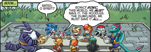 Sonic Hedgehog Breezie Adventure
