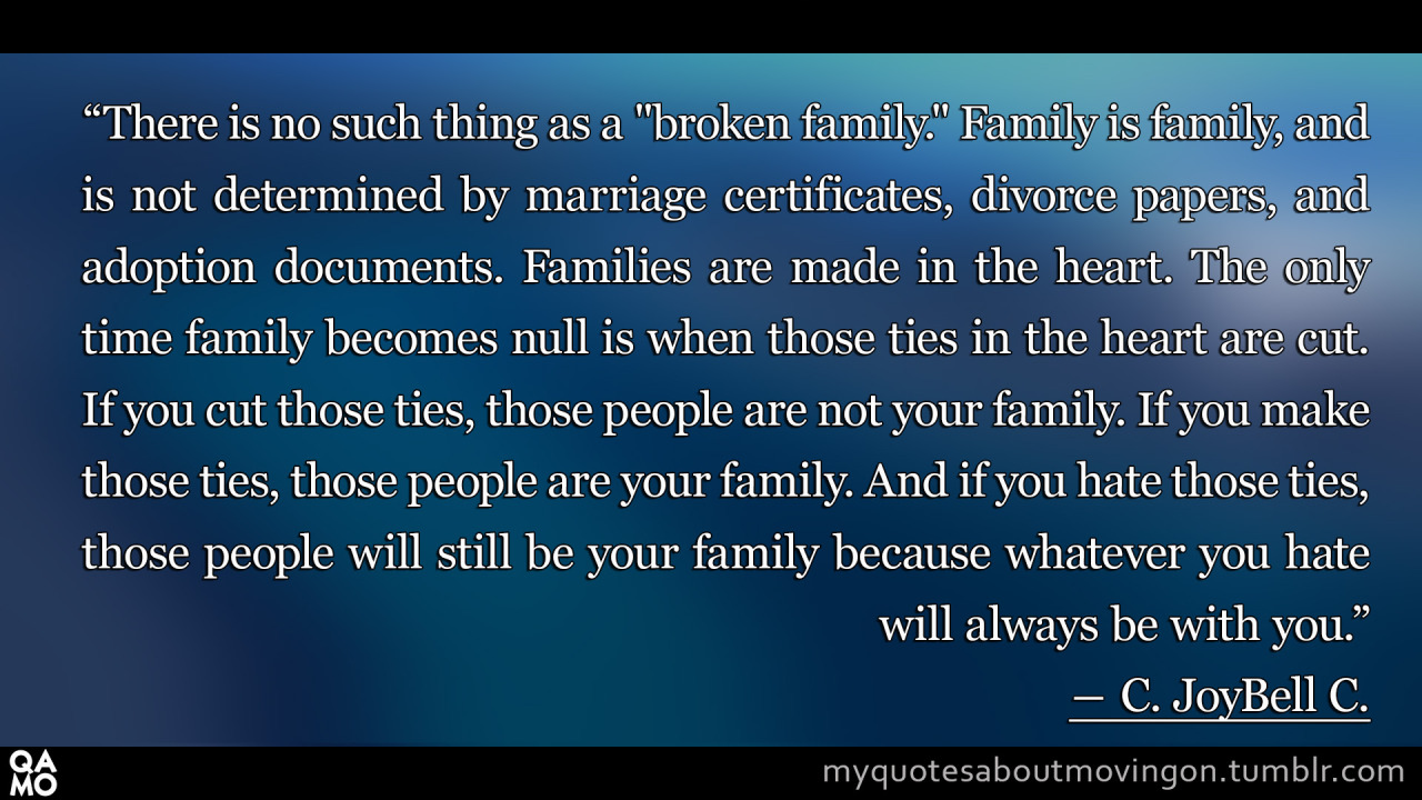 Broken Family Quotes And Sayings Tagalog