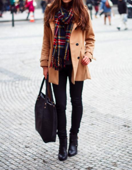 winter weather fashion   Tumblr