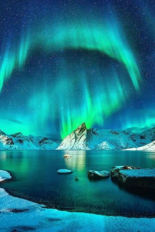 Journey Northern Lights