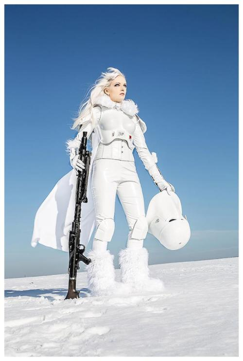 Star Wars Female Imperial Officer Cosplay
