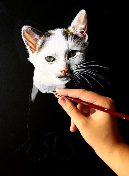How Draw Cute Leopard