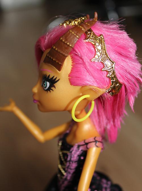 Baby Monster High Toralei