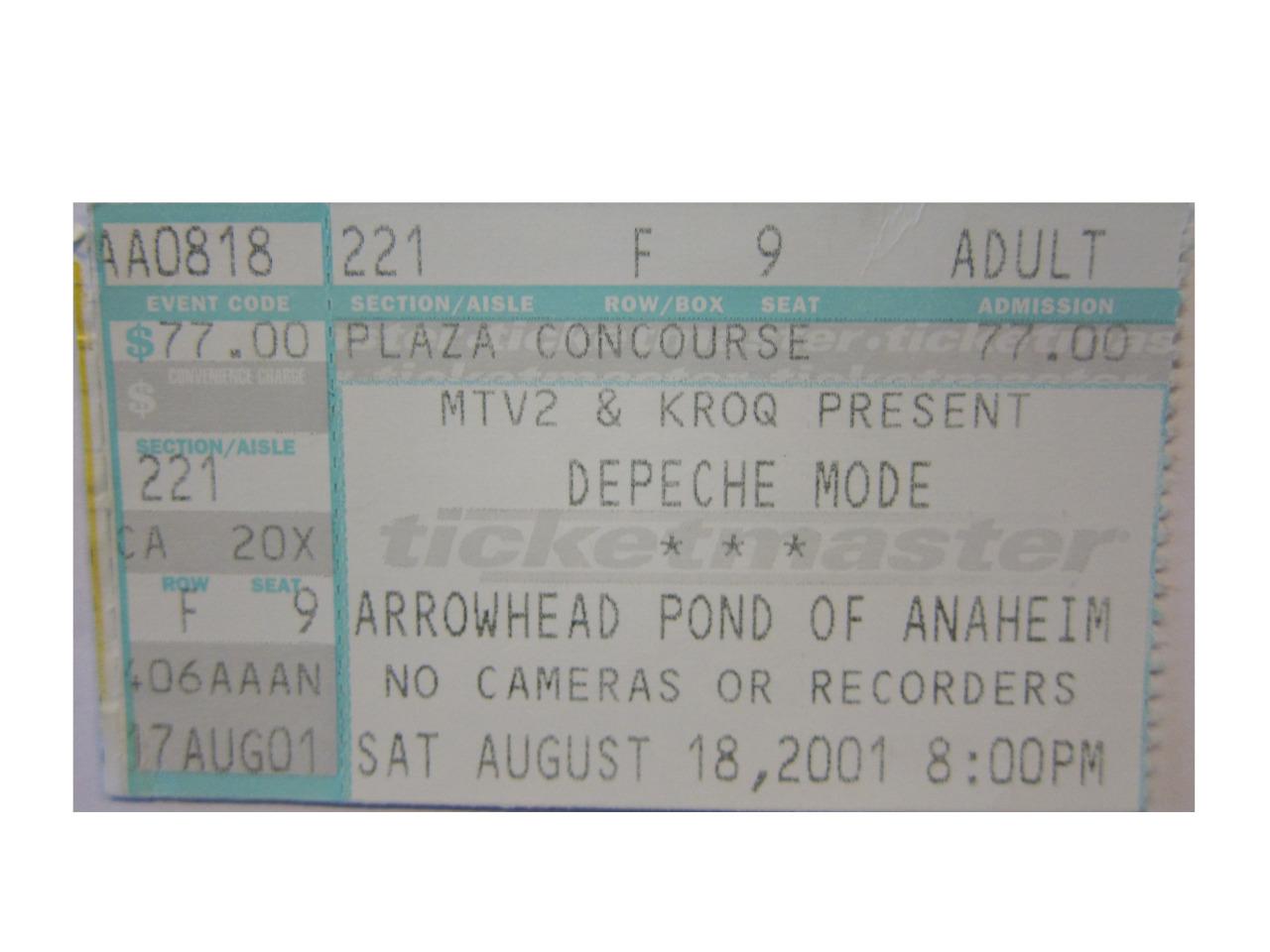 Arrowhead Pond Anaheim