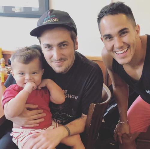 Francis Schmidt Kendall Baby
