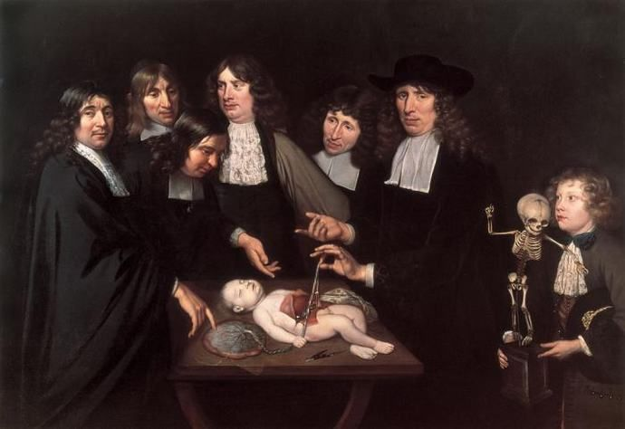 The Url Of Dr Tulp Anatomy Lesson Rembrandt