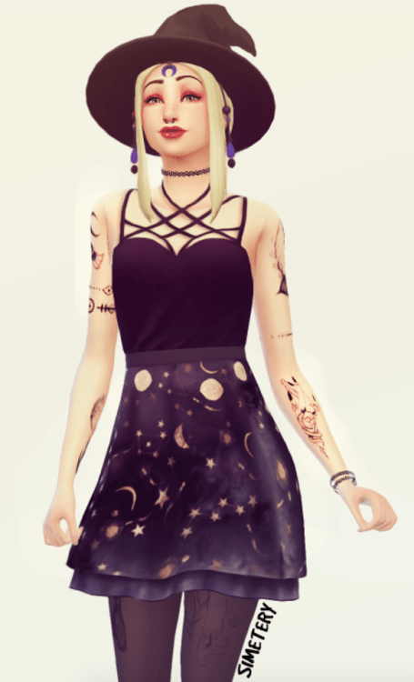 Maxis Sims Eyes Match 4