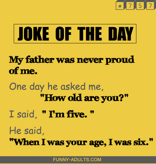 funny jokes of the day - 500×526