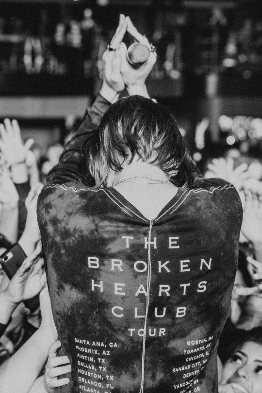 gnash Reveals Secrets About His Broken Hearts Club Tour ...