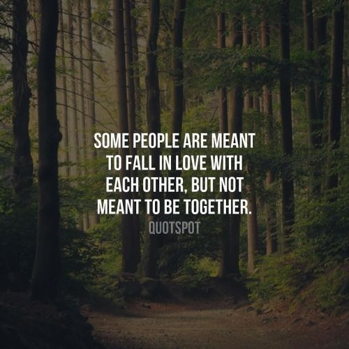 Meant Days People Summer Be Not Love Fall 500 Meant Are Some Together