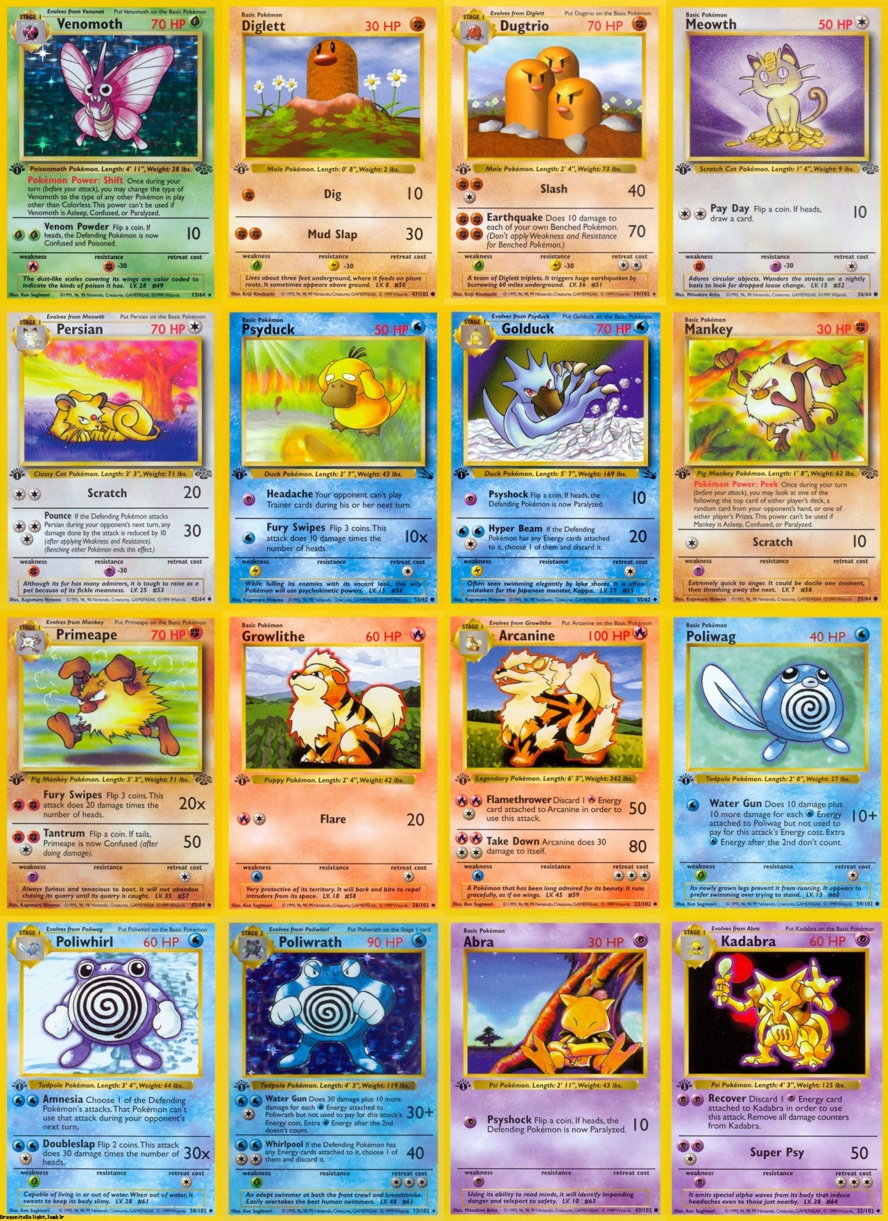 Make And Print Your Own Pokemon Card