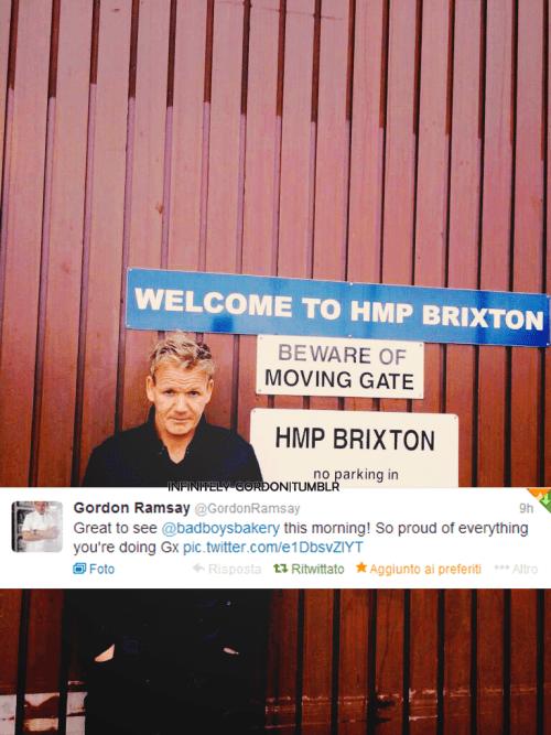 Bakery Boys Bad Brixton Prison