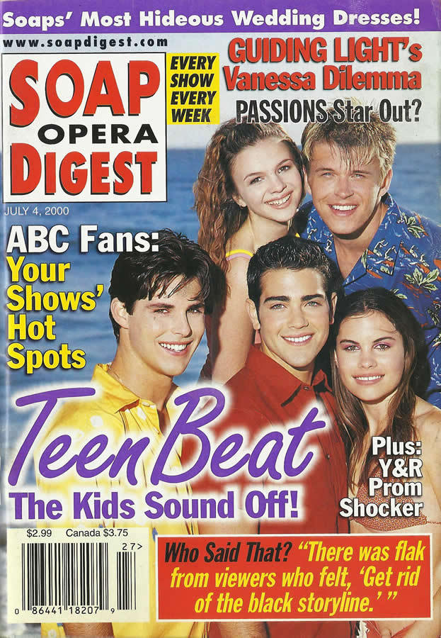 Young And Restless Billy And Mac And David Tom Ashley Bashioum
