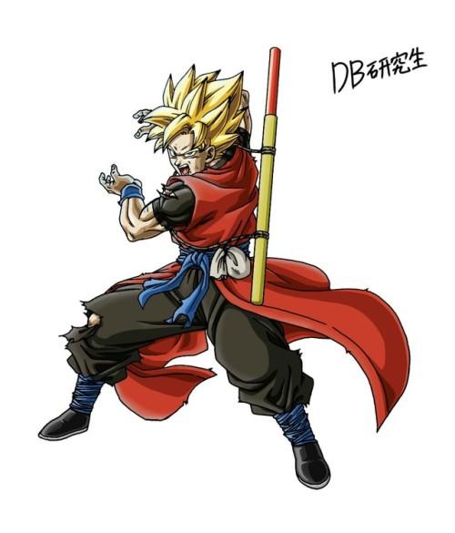 Kale Dragon Ball Ssj Blue