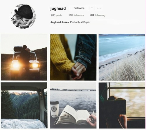Riverdale Jughead Jones Tumblr