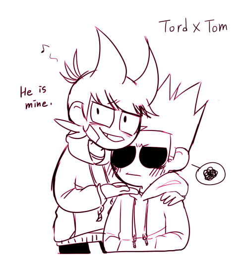 Sin X Eddsworld Tord Tom
