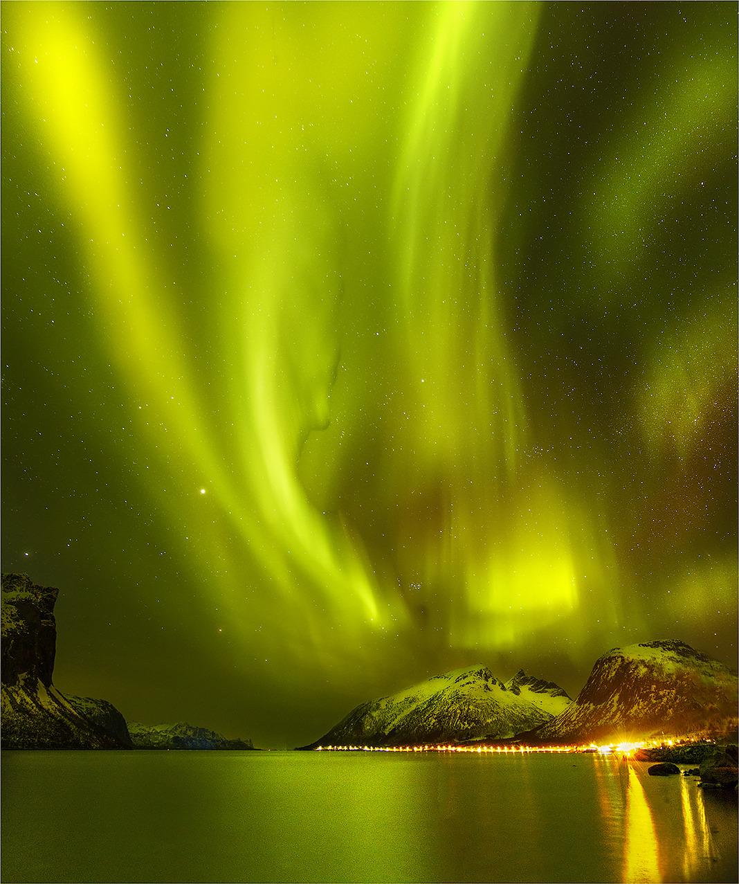 Aurora Borealis New Hampshire