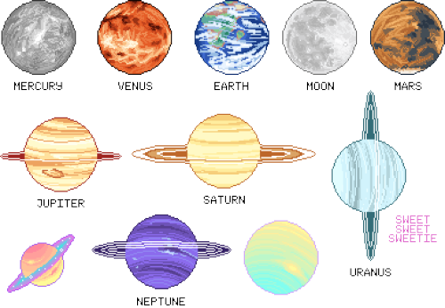 Two Planet Moons Dwarf