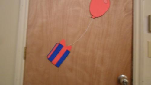 door decoration on Tumblr