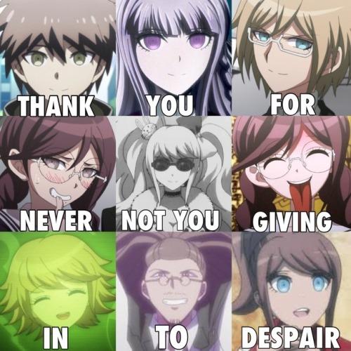 Dangan Naegi Ronpa Quotes Makoto