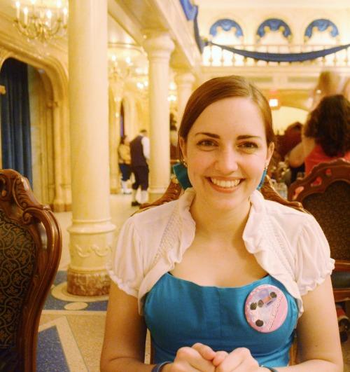 Cinderellas Royal Table Proposal