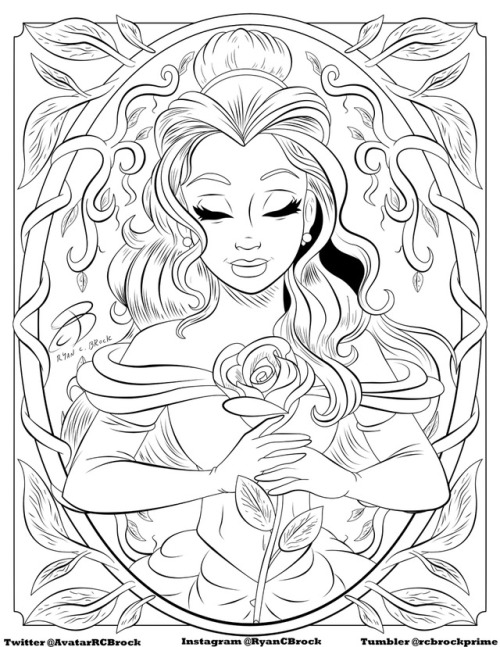 Tumblr Drawings Girls Coloring Pages