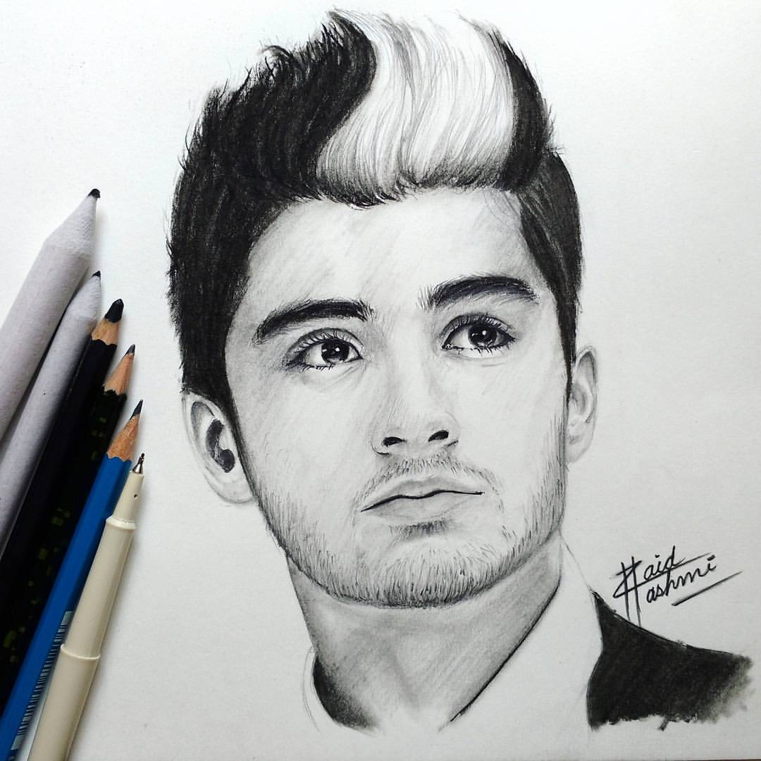 Zayn Malik Drawing Tumblr