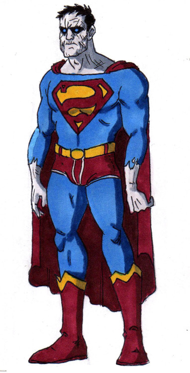 Rudy Superman Animated Series