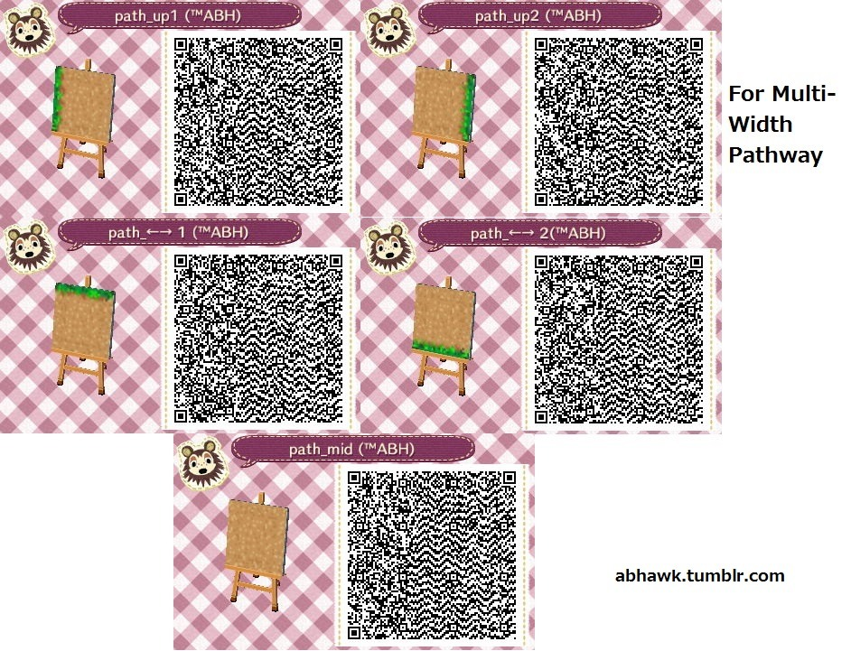 River Water Qr Code Path Qr Codes For Animal Crossing New