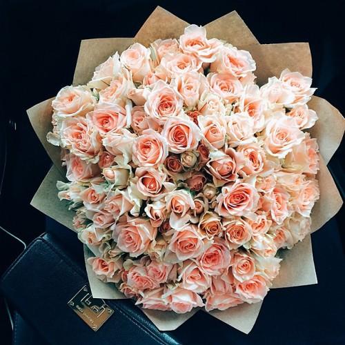 Rose Floral Basket Arrangements