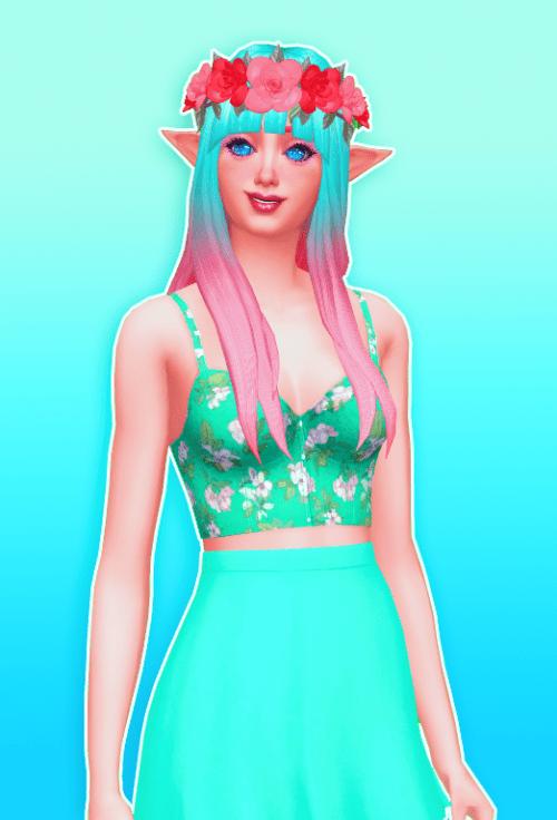 Fresh Skin Sims 4