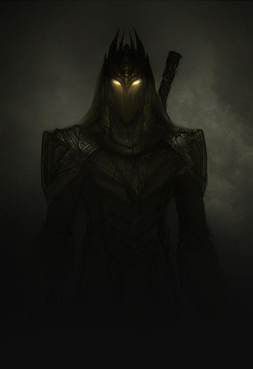 Finn Human Demon Sword