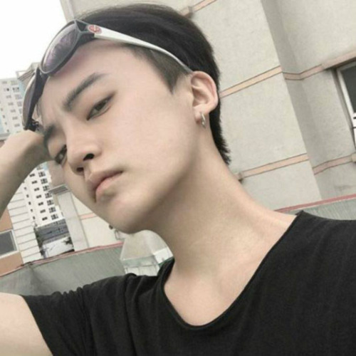 Boy Icons Tumblr Black Ulzzang