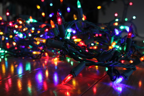 Christmas Lights C 9