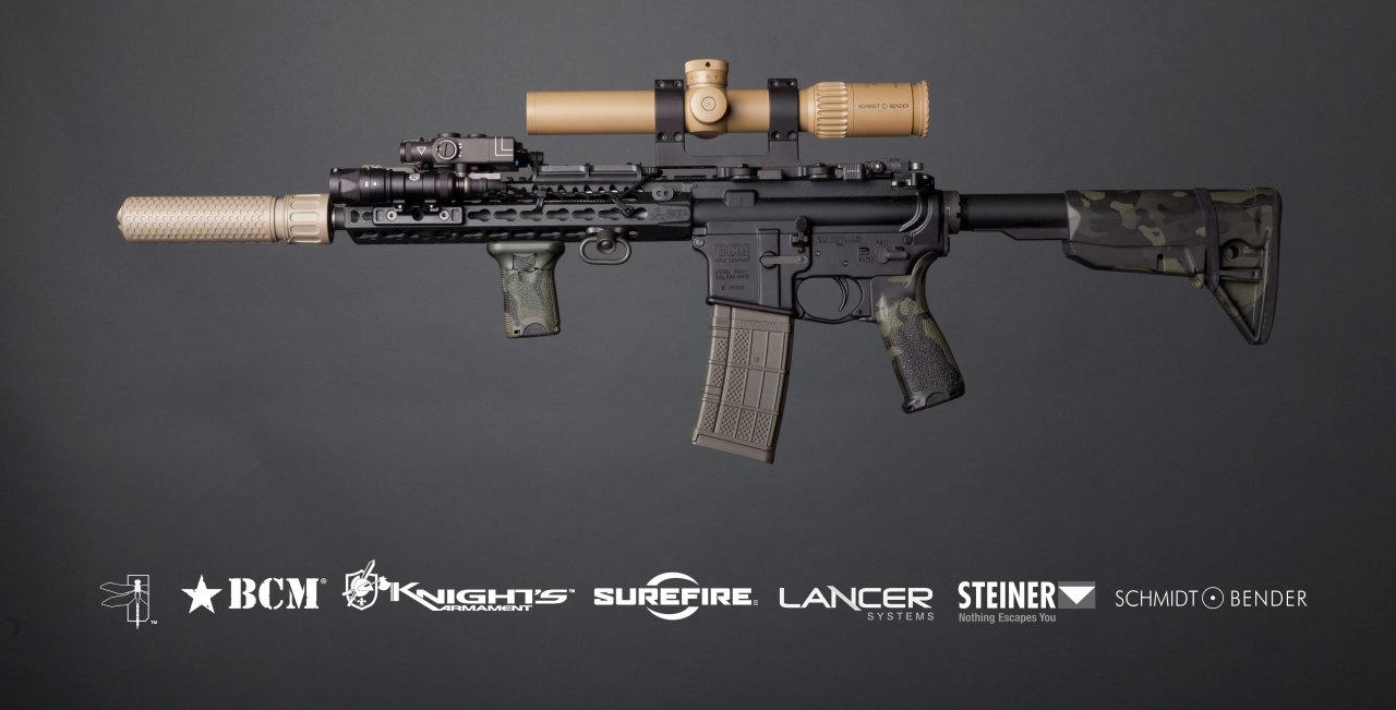 Knight Black Powder Rifle Parts