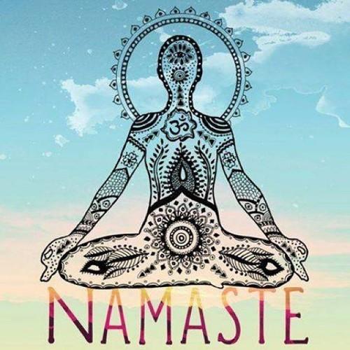 Namaste! National Yoga Month September is...   Vanessa Hudgens