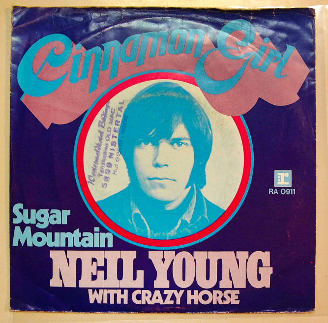 Super Seventies — Neil Young and Crazy Horse - 'Cinnamon ...