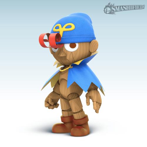 Smash Bros Hat Super Kid