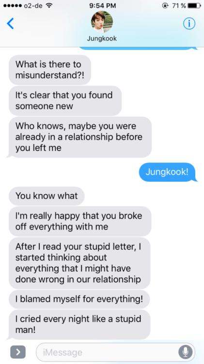 Boyfriend Scenarios Your Bts
