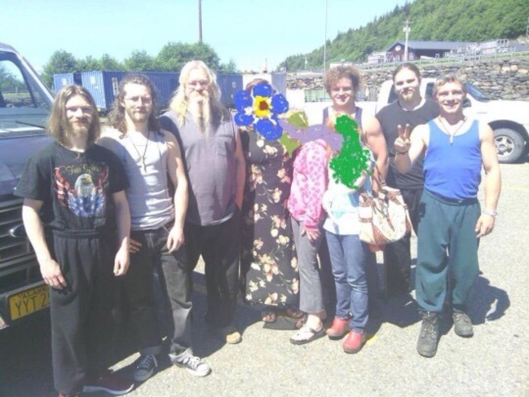 Alaskan Bush People Bears Girlfriend