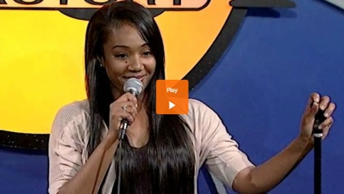 Laugh Factory Tiffany Haddish