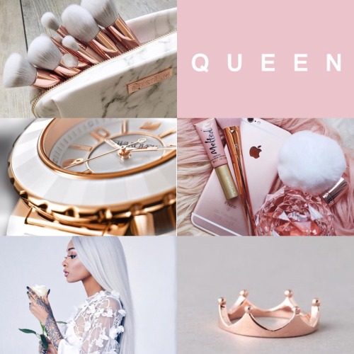 Rose Gold Aesthetic Background