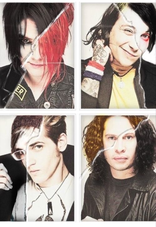 Logo Bullets You Your Love My Chemical I Romance My Me You Brought Brought