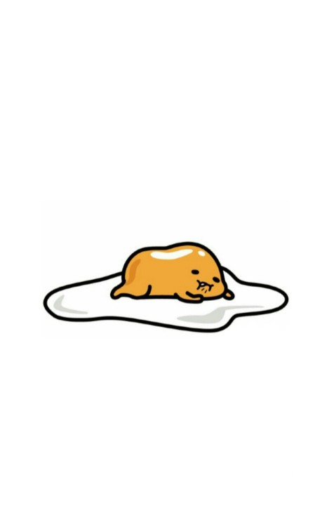 Gudetama English Wallpaper