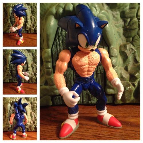 Sonic Hedgehog Artists