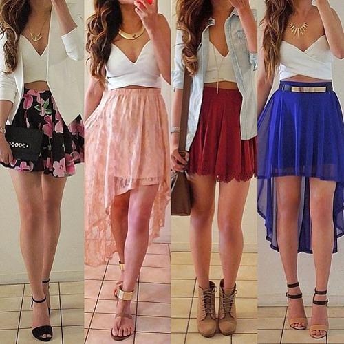 High Fashion Mullet Girls