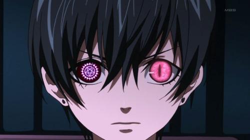 Black Eye Ciels Butler