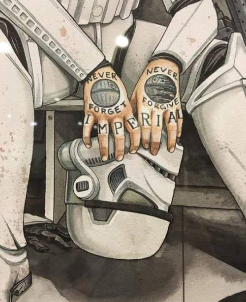 First Tie Paint Wars Star Order Fighter